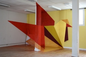 Anamorphic Graffiti- 3D Without The Glasses