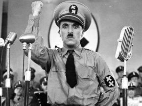 Charlie Chaplin in The Great Dictator- What an Empathetic Emperor Should Sound Like