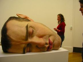 Ron Mueck- Creating Giants