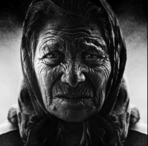 Lee Jeffries- Black & White Homelessness