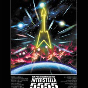 Daft Punk Anime- Interstella 5555: The 5tory of the 5ecret 5tar5ystem